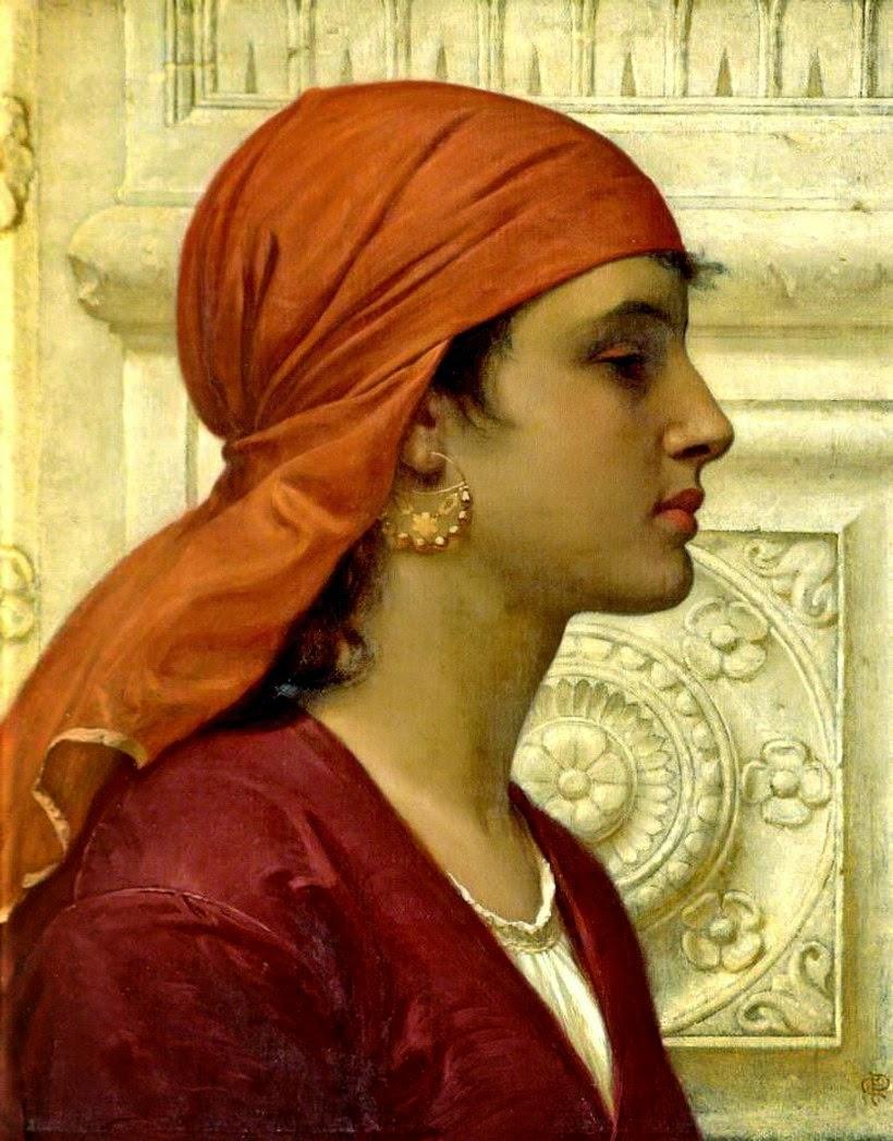 Charles Edward Peugini - A Capri Girl