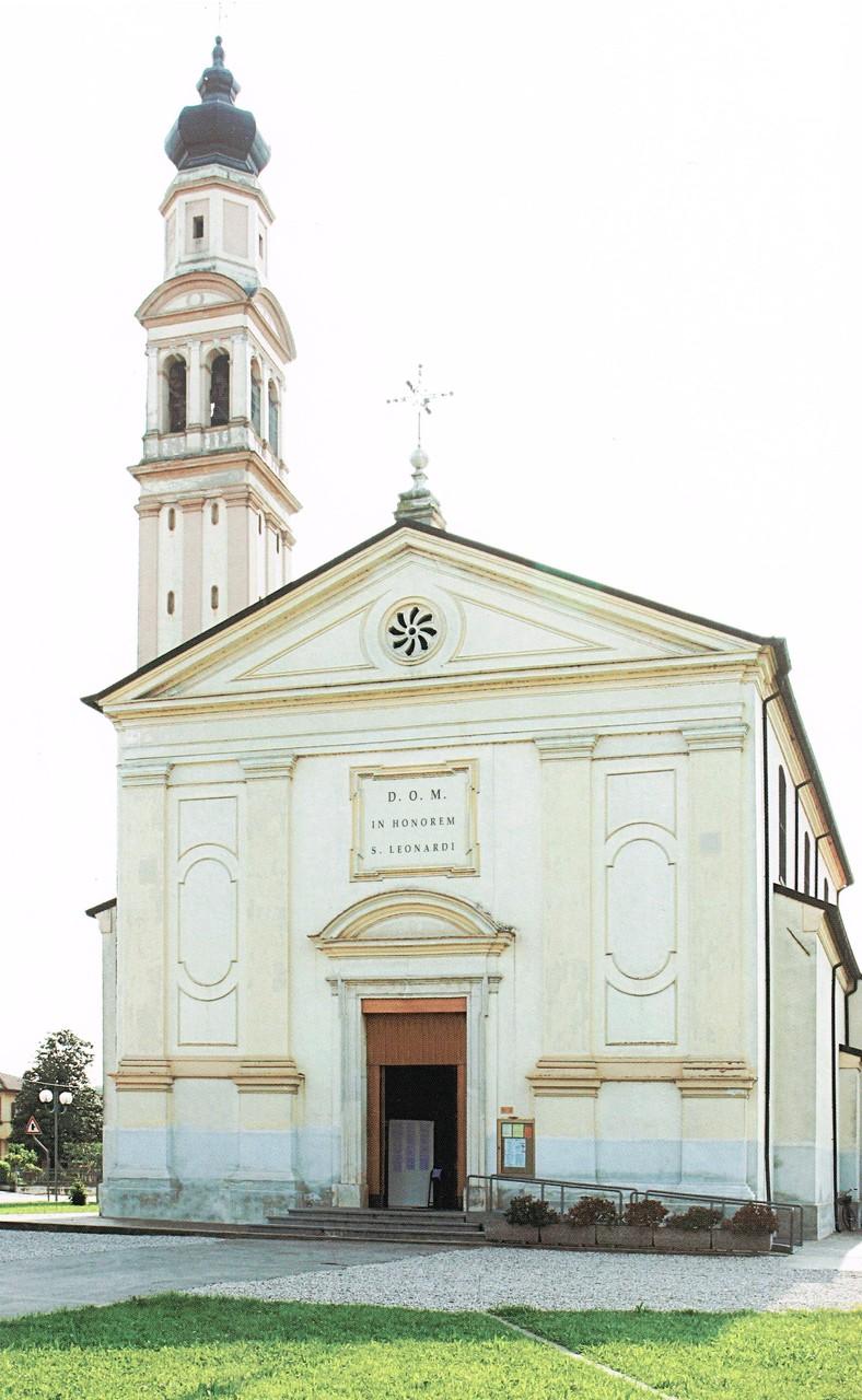 Chiesa di Borgoricco San Leonardo