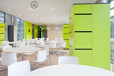Office furniture Albertville Realschule Winnenden