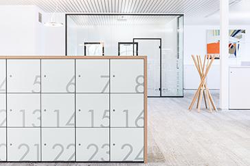 Büromöbel J.D. Neuhaus Witten