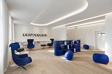 Office furniture Riemser Pharma Berlin