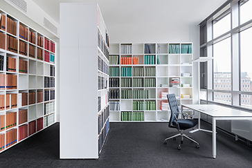 Office furniture Lebuhn & Puchta Hamburg