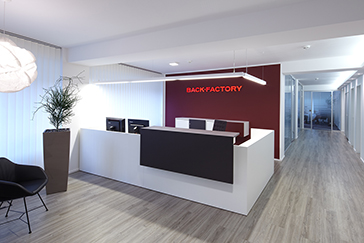 Büromöbel Back-Factory Hannover