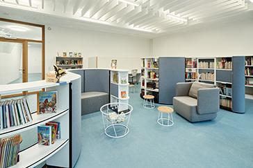 Büromöbel Grundschule Ahrensburg