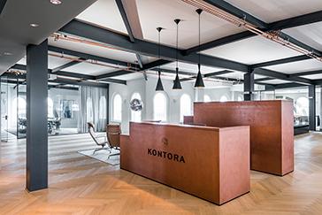 Büromöbel Kontora Hamburg