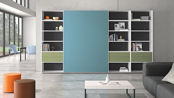 basic S – shelf to cupboard