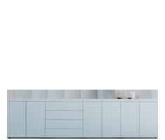 Büroschrank basic cap