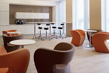 Office furniture Merck Finck