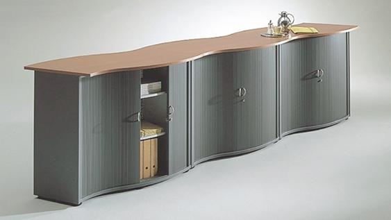 round storage space
