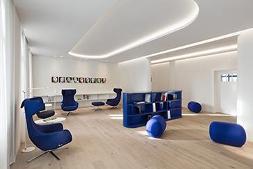Office furniture Riemser Pharma Berlin