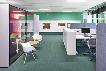 Büromöbel BP Lingen