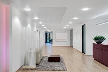 Office furniture BayernLB