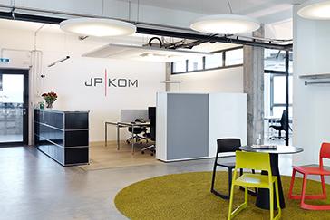 Office furniture JP KOM Düsseldorf