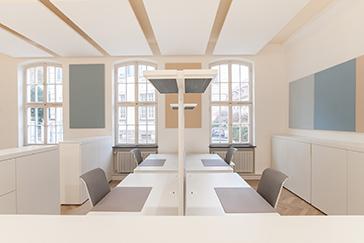 Office furniture Friedrich-Spee-Haus Speyer