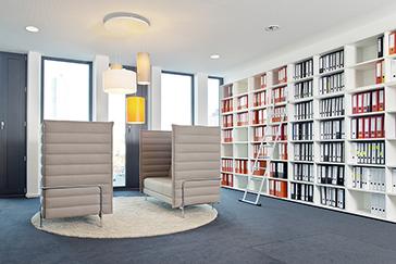 Office furniture DHPG Bonn