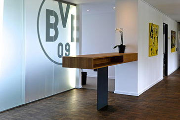 Office furniture BVB Borussia Dortmund