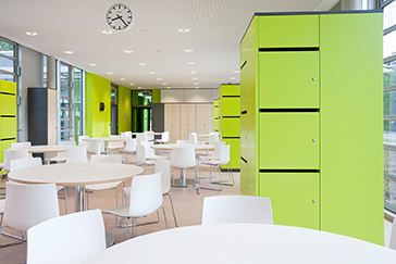 Office furniture Albertville Realschule Winnenden