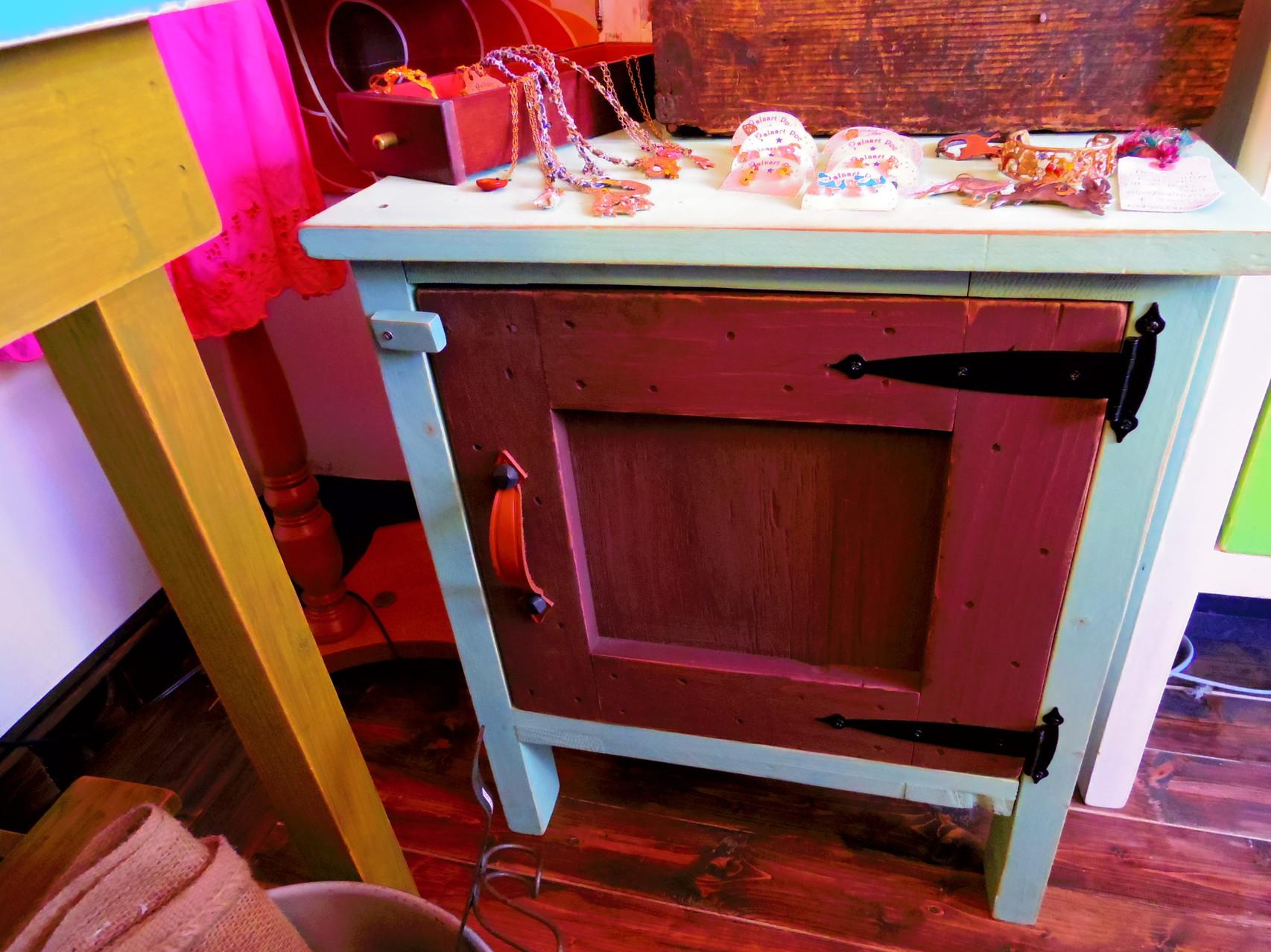 ナイトテーブル W520/D470/H600 ¥20.850