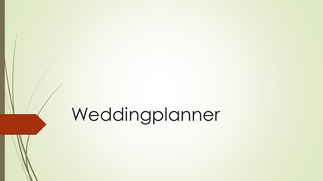Rubrikenbild Weddingplanner