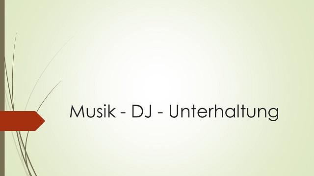 Rubrikenbild Musik