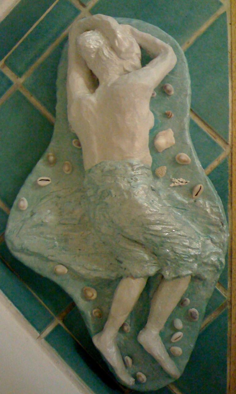 femme coquillage 2- copyright michele-letellier