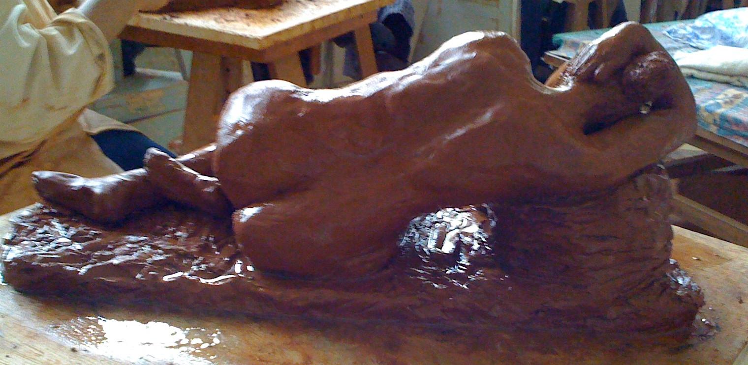 femme rocher 2- copyright michele-letellier