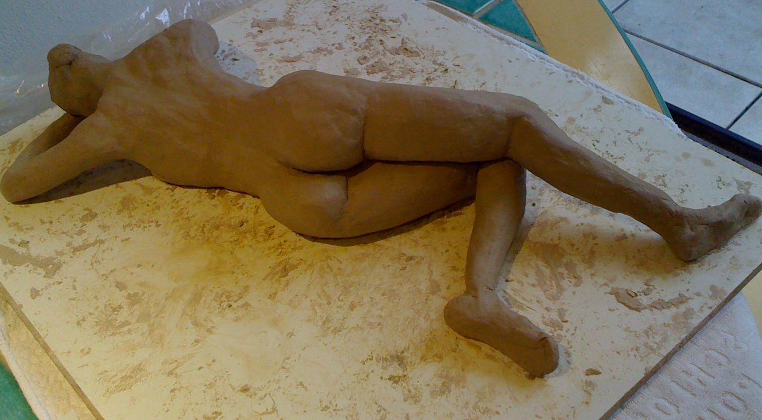 femme endormie 1- copyright michele-letellier