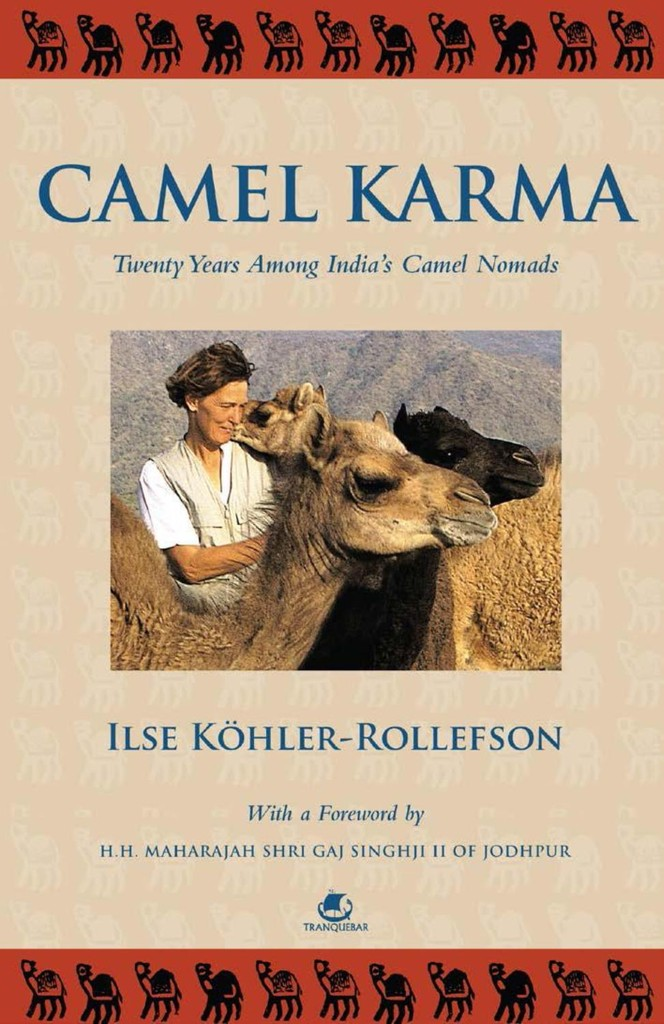 lse Kohler Rollefson ILSE KÖHLER-ROLLEFSON has worked and lived in Rajasthan, India since 1991. She fell in love with camels more than twenty-five years ago, and has dedicated most of her professional life, as a veterinarian, anthropologist and activist t
