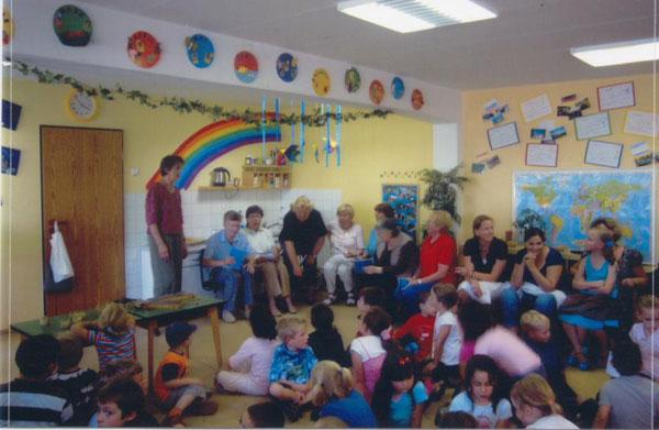"Kindergarten ""Am Sonnengarten"""