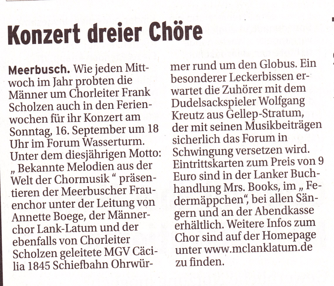 Extra-Tipp vom 02. September 2012