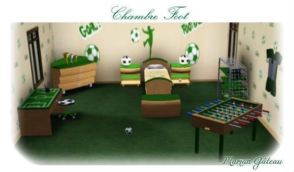 Chambre foot