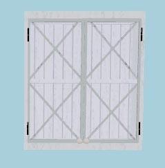 meuble haut vitrine