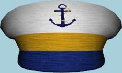 casquette capitaine