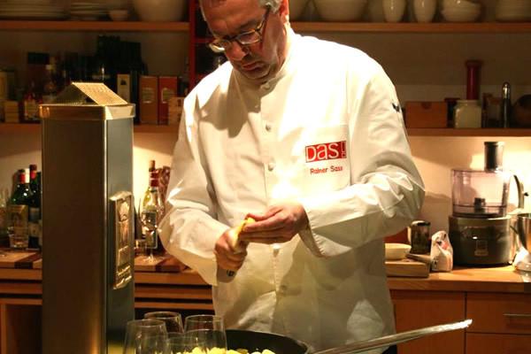 Rainer macht lecker Bratkartoffeln :-)