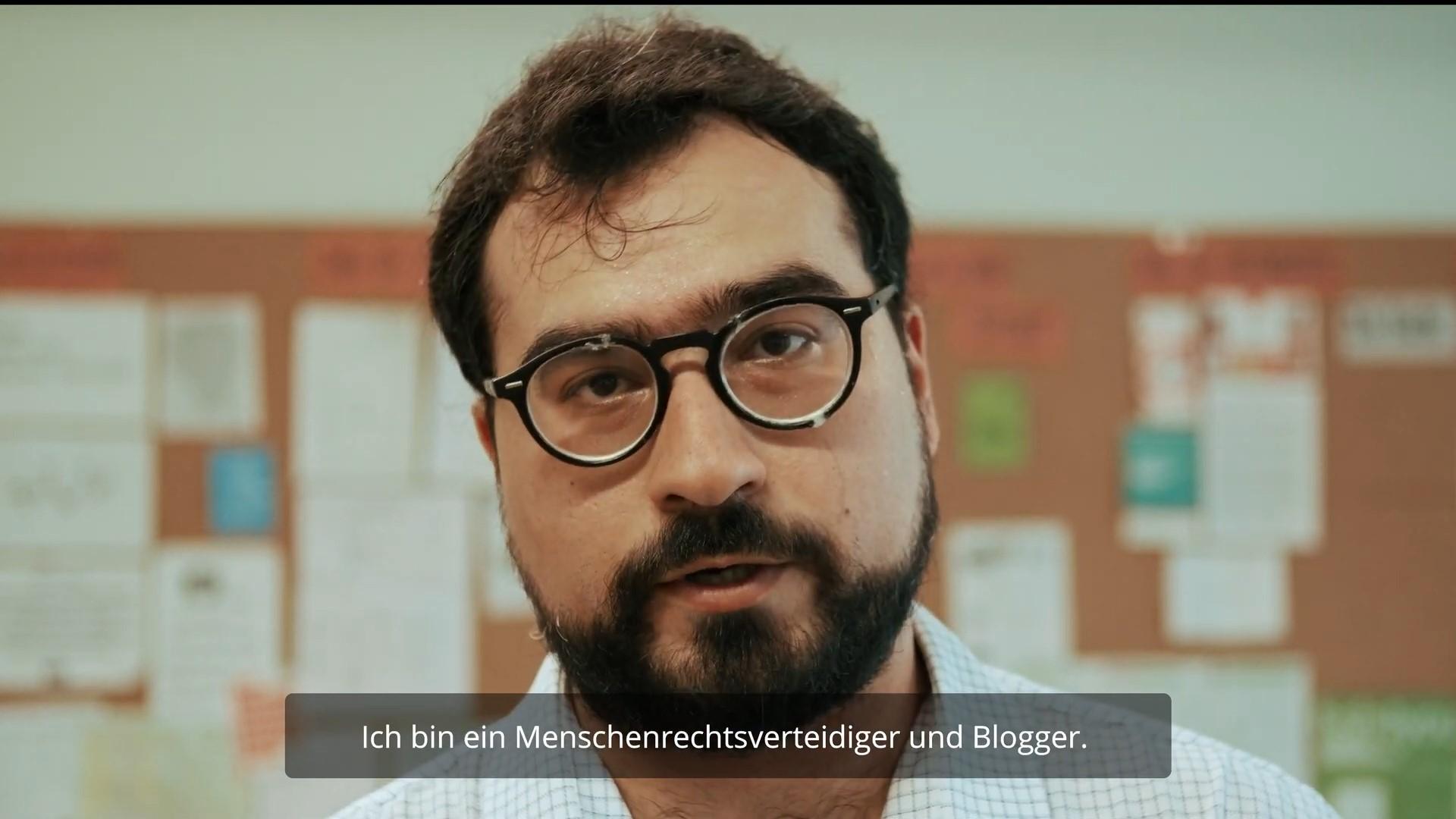 Neuer Film: Stimmen aus Lichtenberg