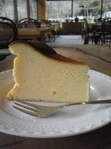 手作りベイクドチーズケーキ¥415