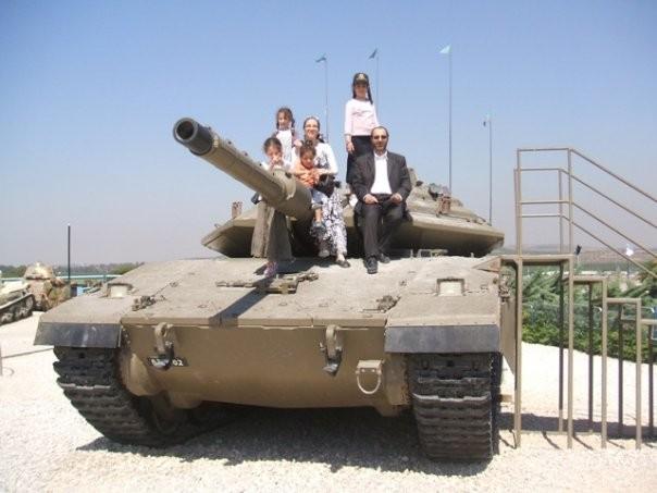 Musee des tanks, Latroun