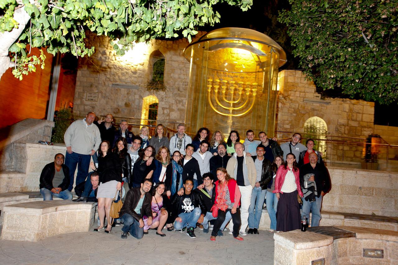 Jerusalem de nuit