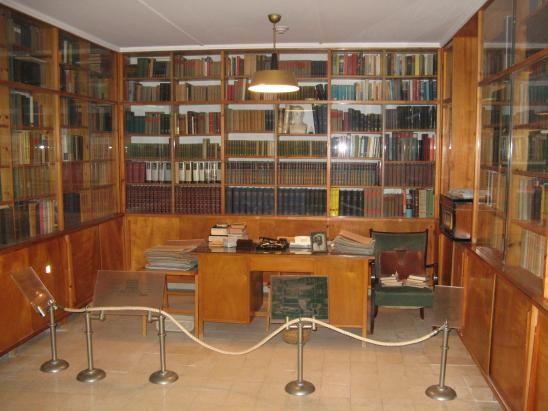 Maison de Ben Gourion