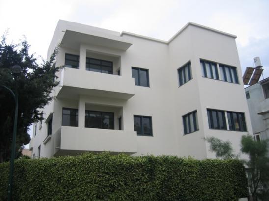 Tel Aviv- Bauhaus
