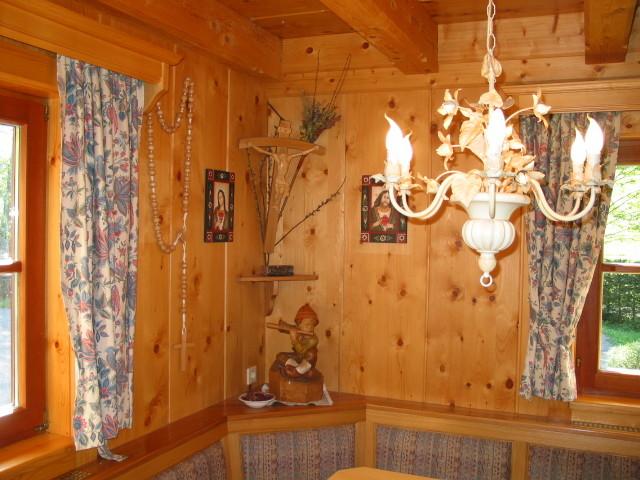 Eckback Bio-Blockhaus Koglerhütte