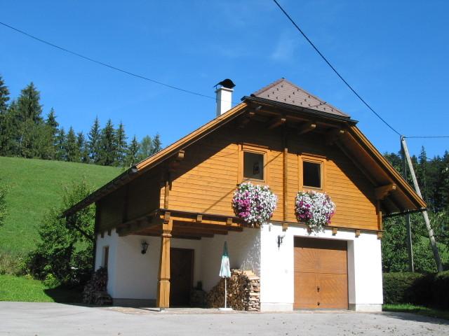 Kleines Ferienhaus Koglerhütte