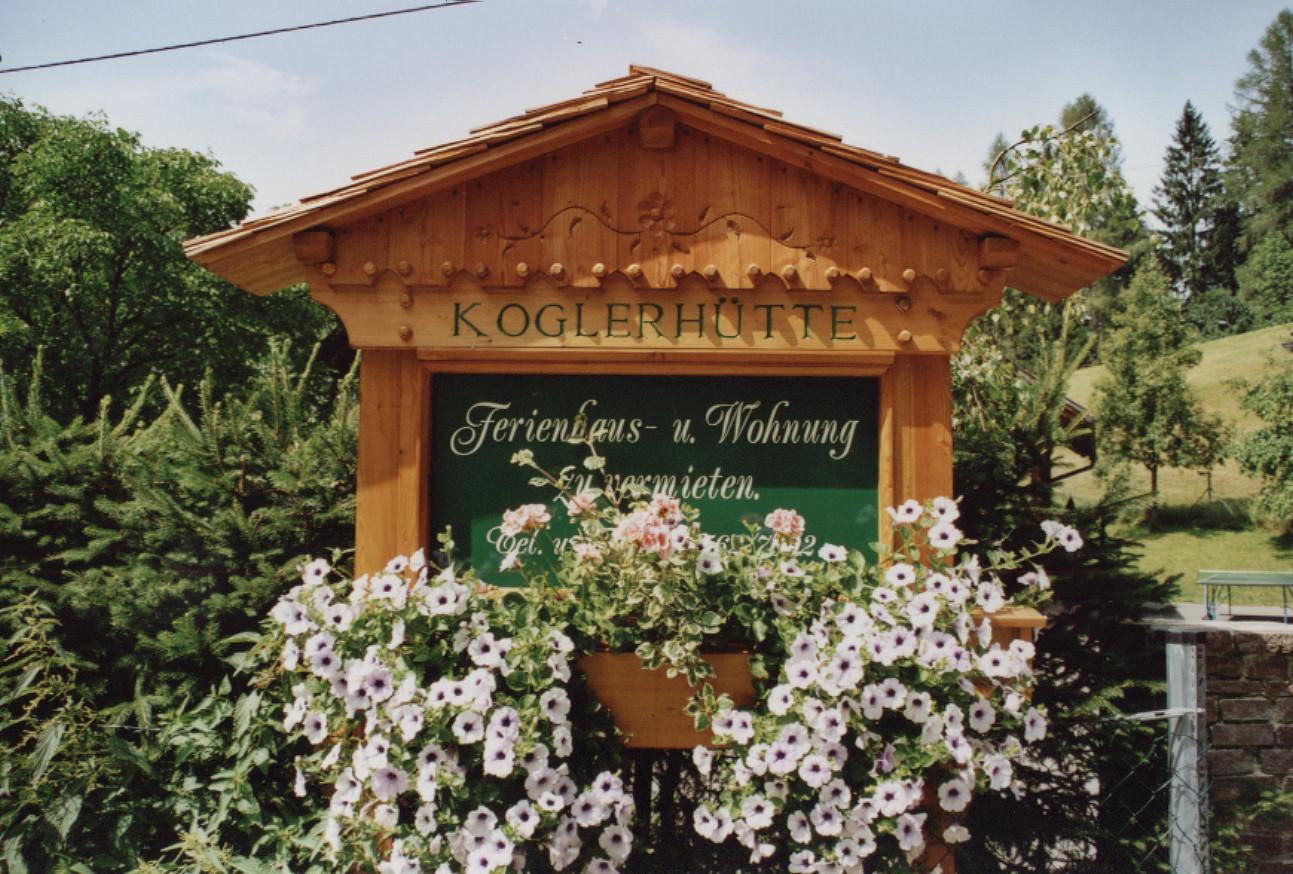 Willkommen in den Koglerhütten