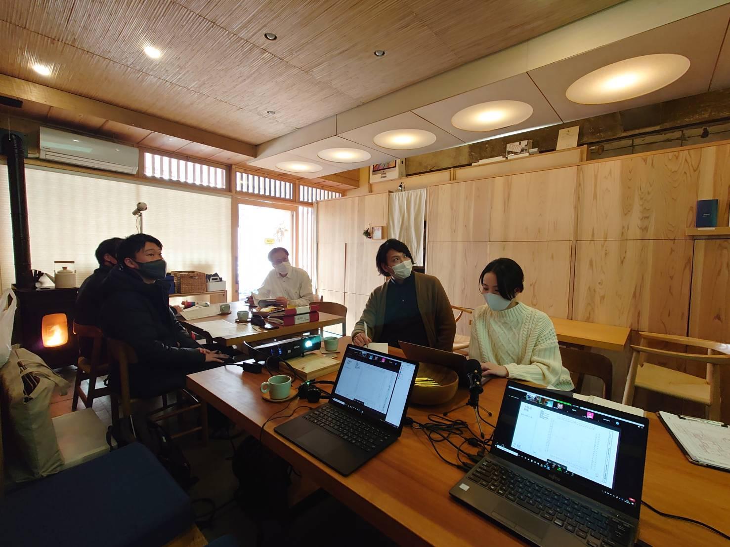 大阪市 詳細調査のプレミーティング【詳細調査】