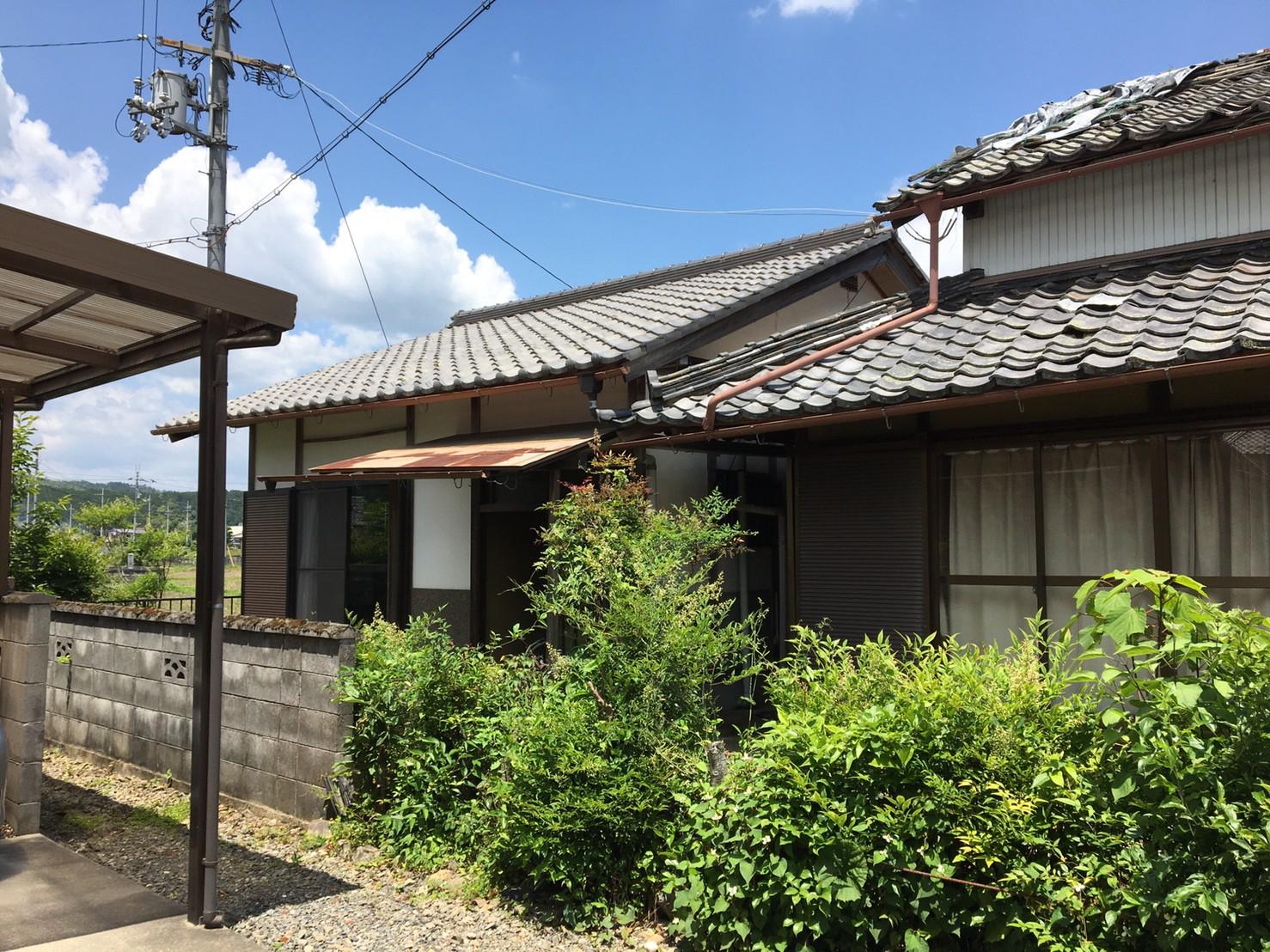 京都府南丹市の家 詳細調査をしました【詳細調査】