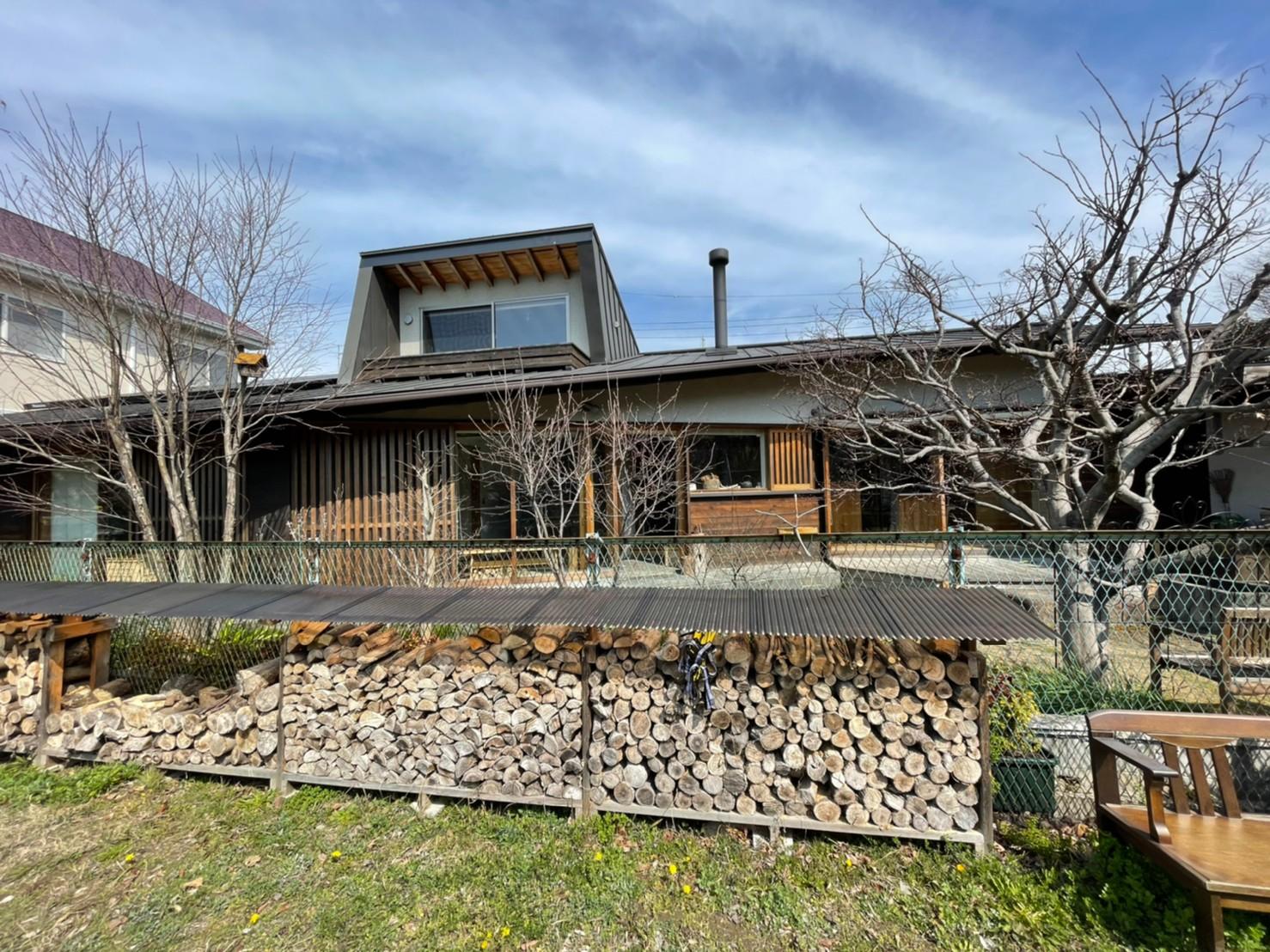 池田の家を見学してきました