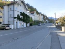 Die Lechvorstadt in Füssen
