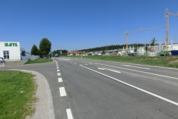 "Gewerbegebiet ""Unteranger"" in Mauerstetten"