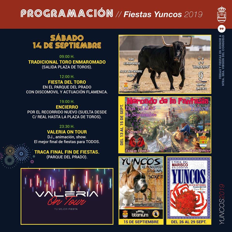 15-07-2019 - Ayuntamiento de Yuncos