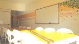 おしゃれな表参道の会議室